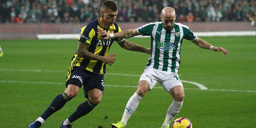 Fenerbahçe, Bursa'da son dakikada yıkıldı!