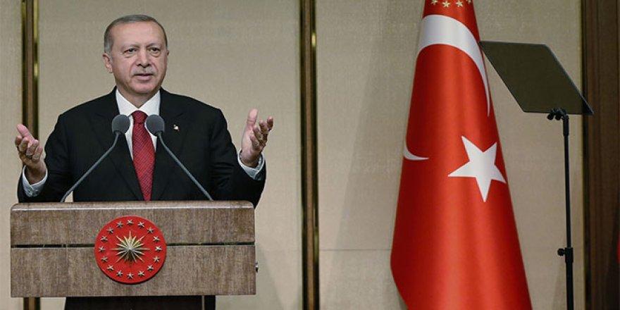 Cumhurbaşkanı Erdoğan: 'Şahsıma ve konsere katılanlara ahlaka sığmayacak laflar ettiler'