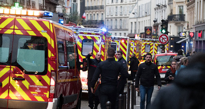 Fransa'da keskin nişancı paniği: 1 ölü, 6 yaralı