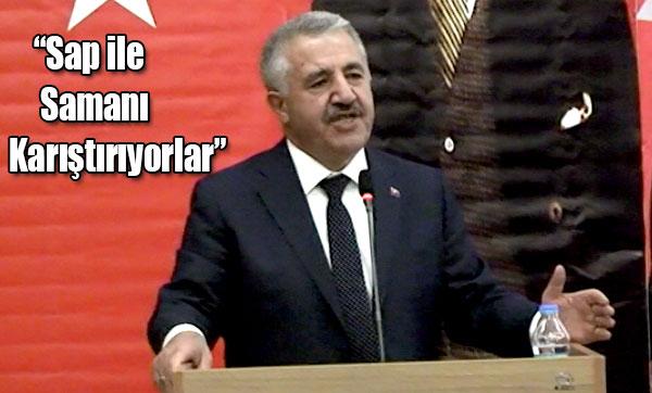 Bakan Arslan, Yeni Düzenlemeyi Konuştu