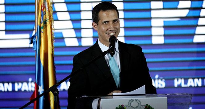 Almanya Dışişleri Bakanı Maas: 'Guaido'yu geçici başkan olarak tanıyoruz'