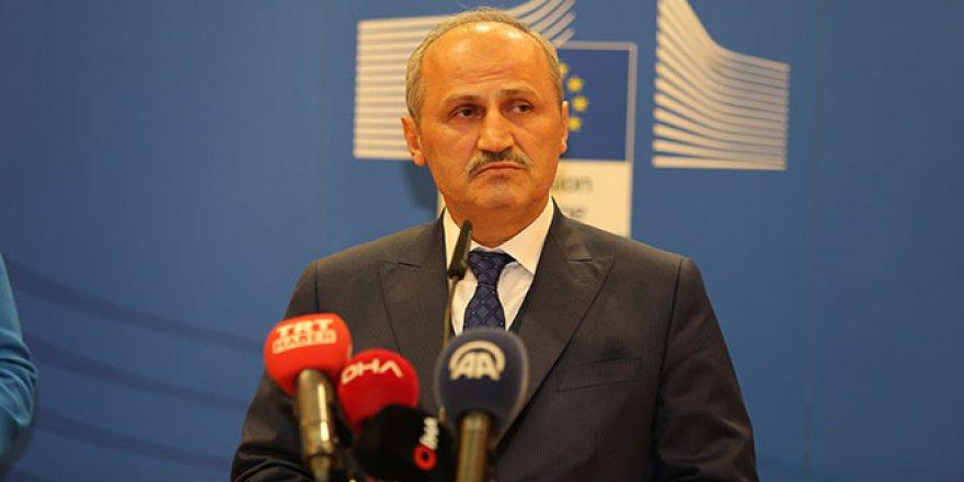 Ulaştırma Bakanı Turhan açıkladı: '3 katlı Büyük İstanbul Tüneli geliyor'