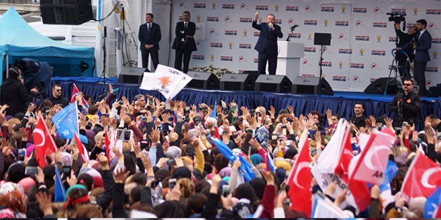 Cumhurbaşkanı Erdoğan'dan kentsel dönüşüm mesajı: Artık sabrımız taştı!