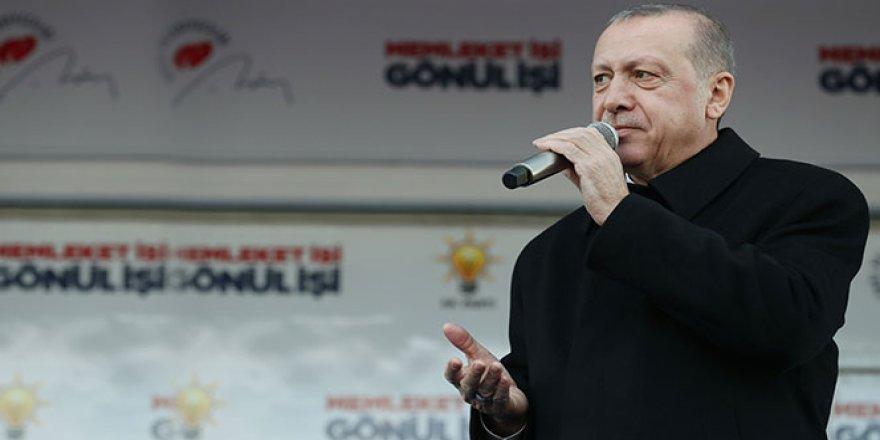 Cumhurbaşkanı Erdoğan'dan tanzim satışıyla ilgili önemli açıklamalar
