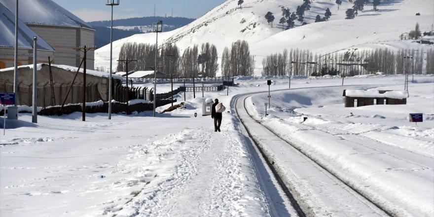 Kars'ta Soğuk Hava
