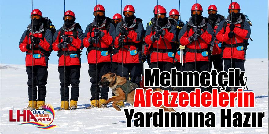 Mehmetçik afetzedelerin yardımına hazır