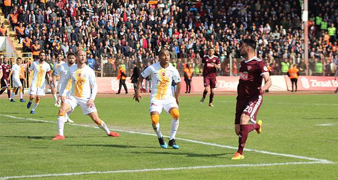 Hatayspor: 4 - Galatasaray 2