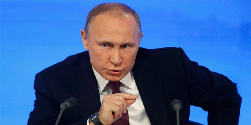 Putin'den Fransa'ya Notre Dame mesajı