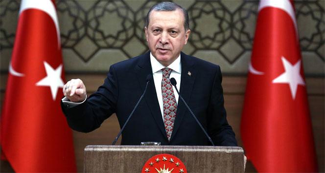 Erdoğan: ´Milli birlik ve beraberliğimizi...´