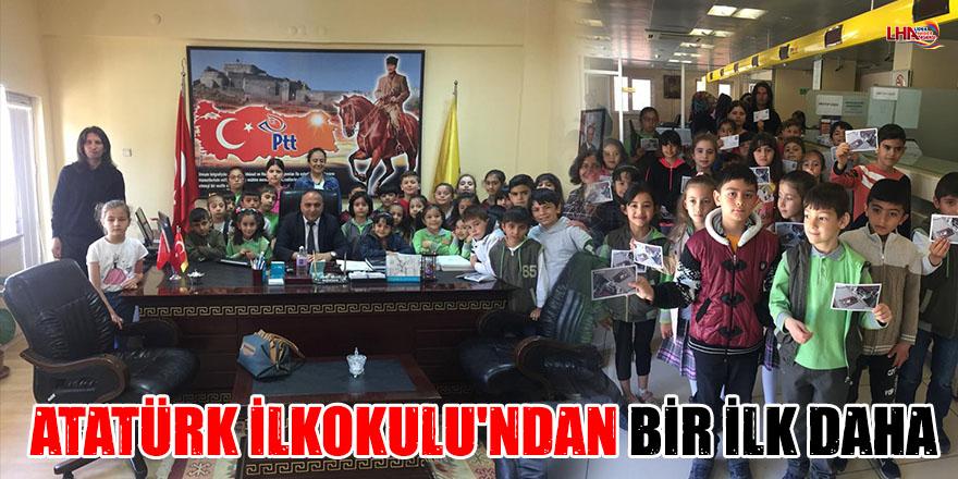 Atatürk İlkokulu'ndan Bir İlk Daha
