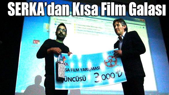 SERKA'dan Kısa Film Galası