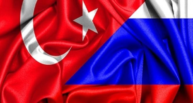 Türkiye ve Rusya Çalışma Grubu ilk toplantısı yapıldı
