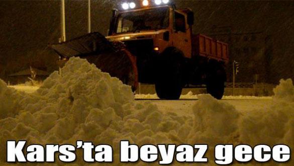 Kars'ta Beyaz Gece