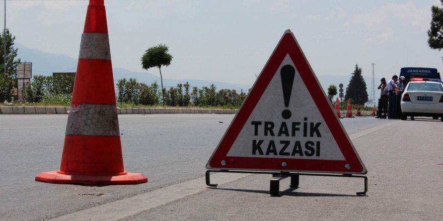 Ardahan'da feci kaza: 6 yaralı