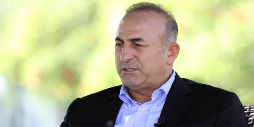 Bakan Çavuşoğlu, Irak Cumhurbaşkanı ile görüştü