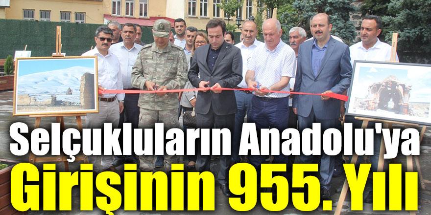 Selçukluların Anadolu'ya Girişinin 955. Yılı