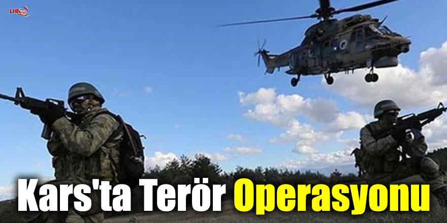 Kars'ta Terör Operasyonu