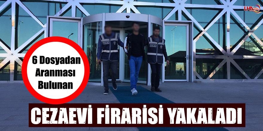 Kars'ta Cezaevi Firarisi Yakaladı