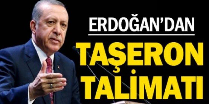 Cumhurbaşkanı'ndan Taşeron Talimatı