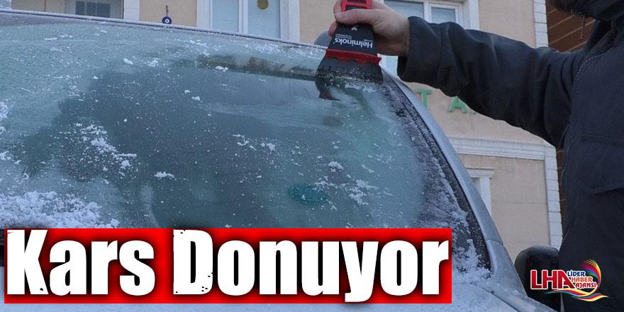 Kars Donuyor