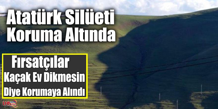 Atatürk Silüeti Koruma Altında