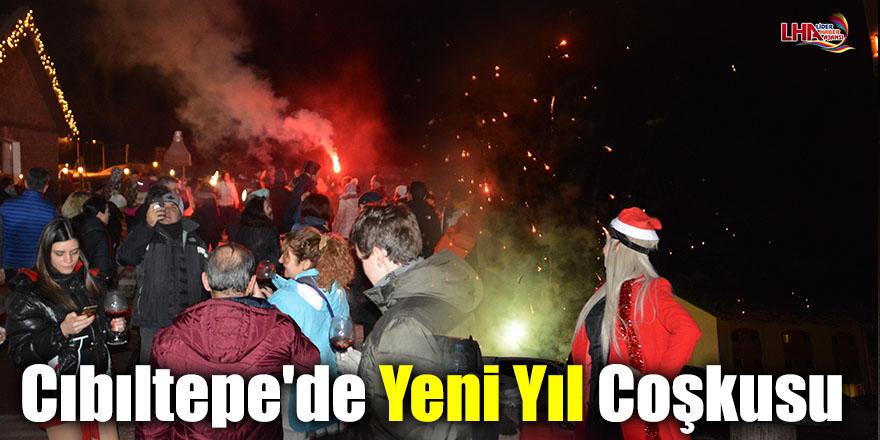 Cıbıltepe'de Yeni Yıl Coşkusu