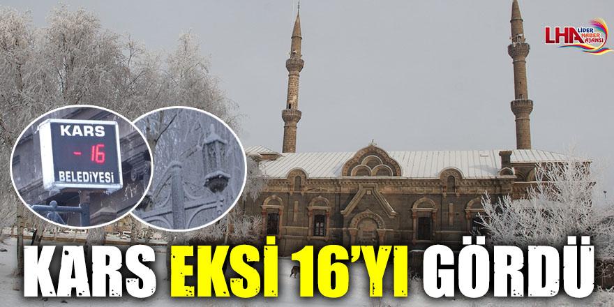 Kars Eksi 16'yı Gördü
