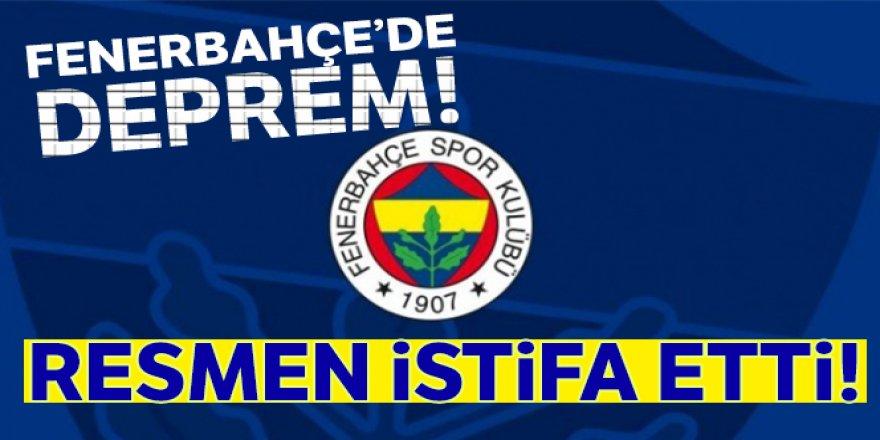 Fenerbahçe'de sportif direktör Damien Comolli, istifa etti