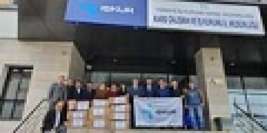 Kars İŞKUR'dan Elazığ'a anlamlı destek