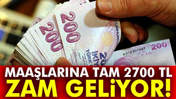 1. derece hâkim-savcı 13 bin 500 TL maaş alacak