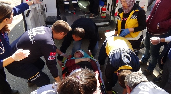 Iğdır´da Mutfak Tüpü Patladı: Biri Bebek Üç Yaralı