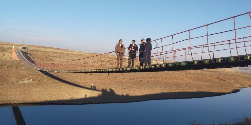 Akyaka Kanyonu turizme kazandırılması için çalışma başlatıldı.