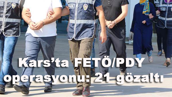 FETO operasyonu