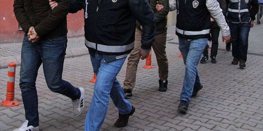 Iğdır'da hayvan hırsızlığı operasyonunda 9 şüpheli gözaltına alındı