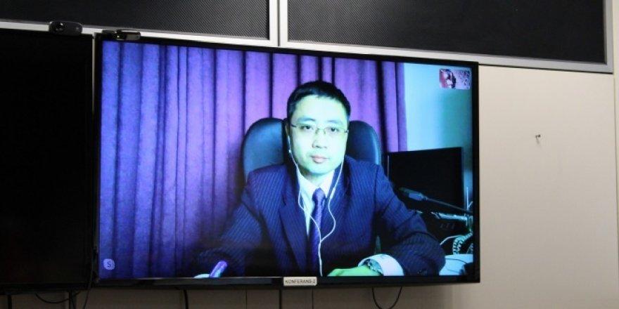 Çin İstanbul Başkonsolos Vekili Chen Su'dan aşı açıklaması