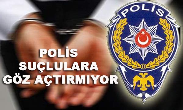 Oyunu Polis Bozdu
