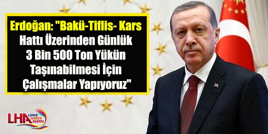 Cumhurbaşkanı Erdoğan: Bu savaşı elbet kazanacağız