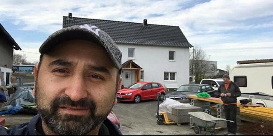 Almanya'da inşaat işçisi Türk'ün şüpheli ölümü