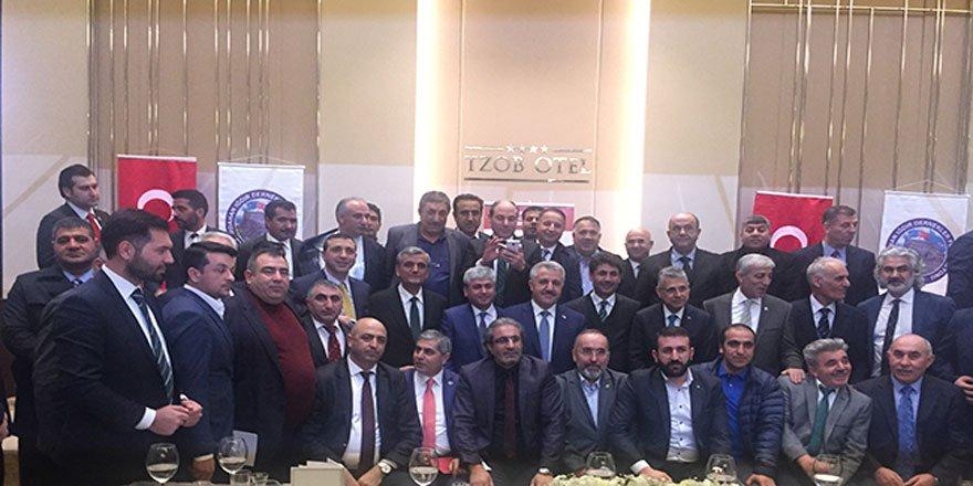 Ankara'da 'Cazibe Merkezleri Programı' Toplantısı Yapıldı