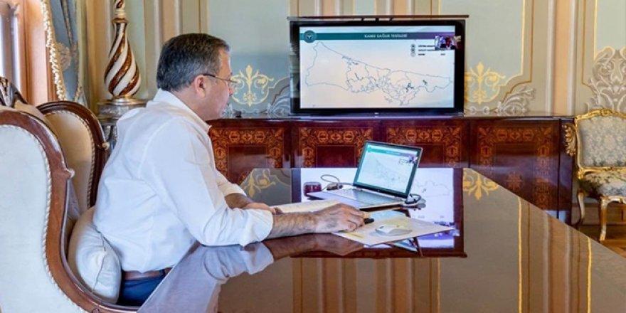Vali Yerlikaya'dan İl Pandemi Kurulu toplantısına ilişkin paylaşım