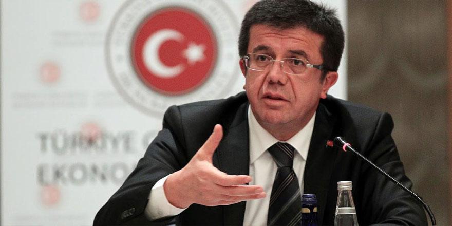 Ekonomi Bakanı Nihat Zeybekci'den 'kur' çıkışı