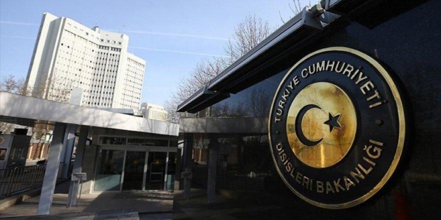 Dışişleri Bakanlığından Astana görüşmelerine ilişkin açıklama