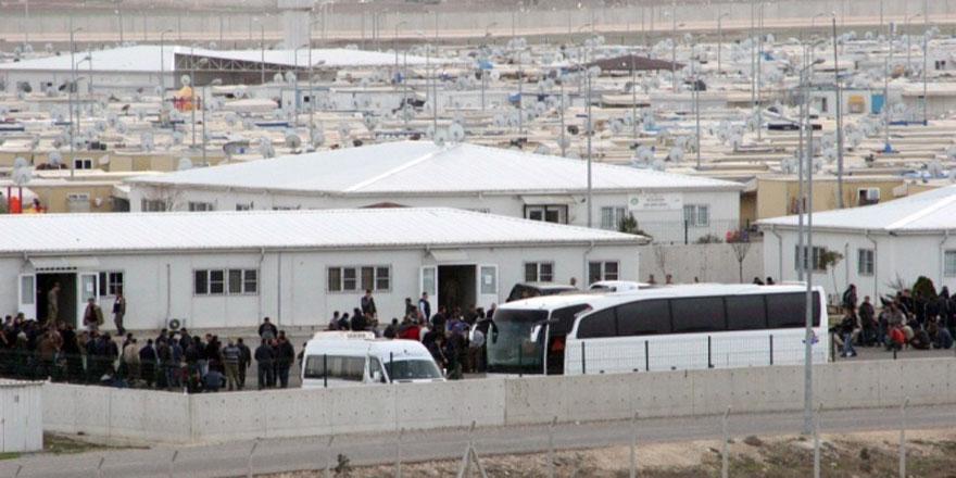Kilis'te eğitimleri tamamlanan polisler Suriye'de!