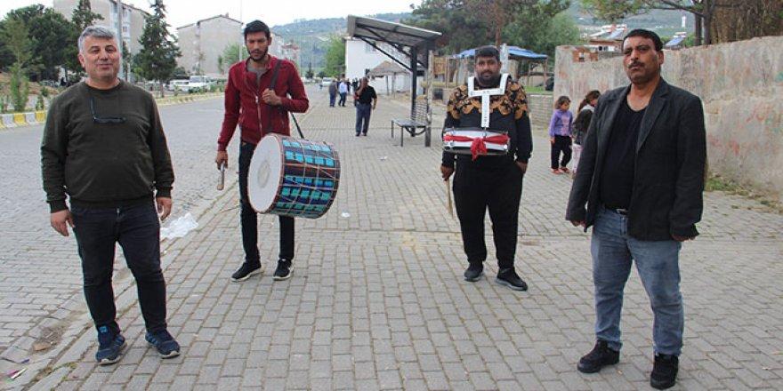 Davulcuların Ramazan umuduna Korona virüs engeli