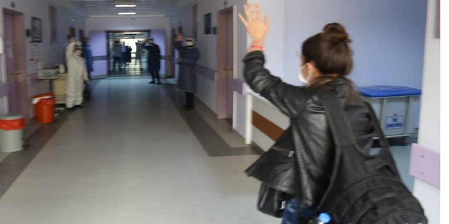 Tunceli'de Korona tedavisi gören 1 hasta kaldı