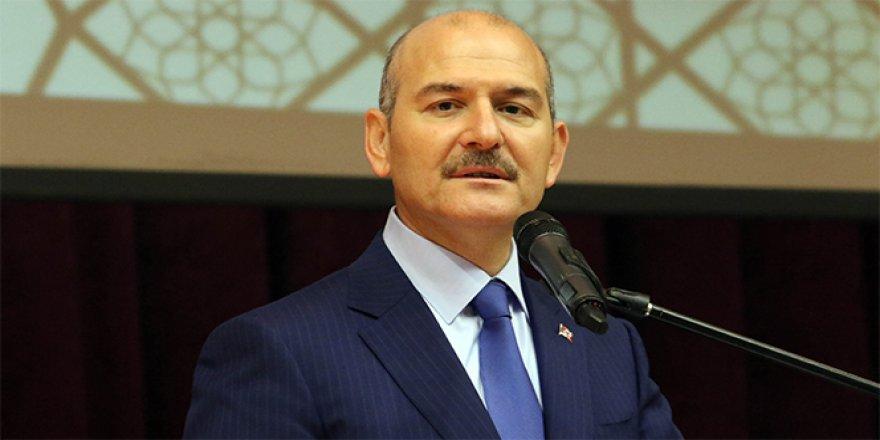 İçişleri Bakanı Süleyman Soylu'dan fırıncılara teşekkür