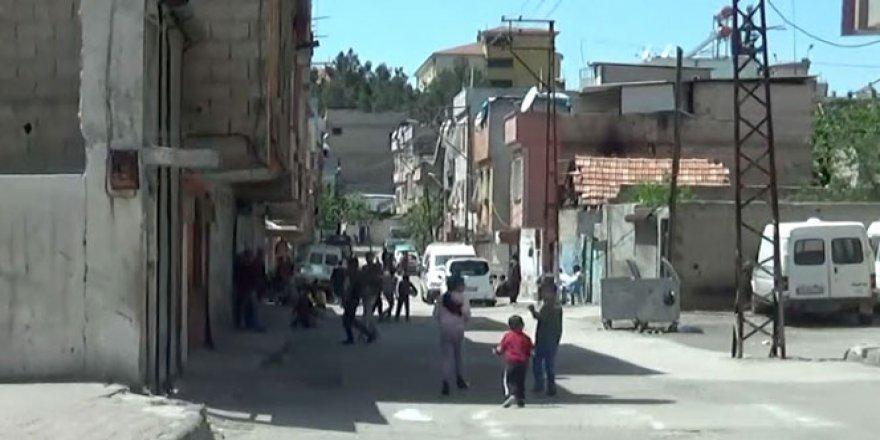Gaziantep'te kaydedilen görüntüler pes dedirtti
