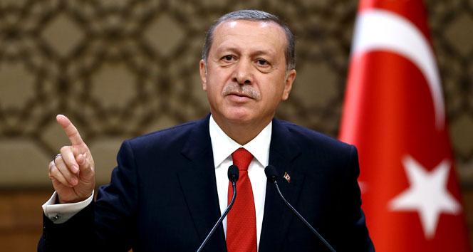 Cumhurbaşkanı Erdoğan'dan 'Karargah Rahatsız' manşetine sert tepki!