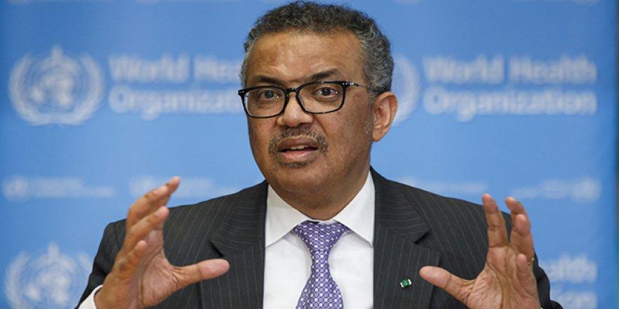 WHO: 'Uyarılarımızı dinleyen ülkeler şu an daha iyi durumda'