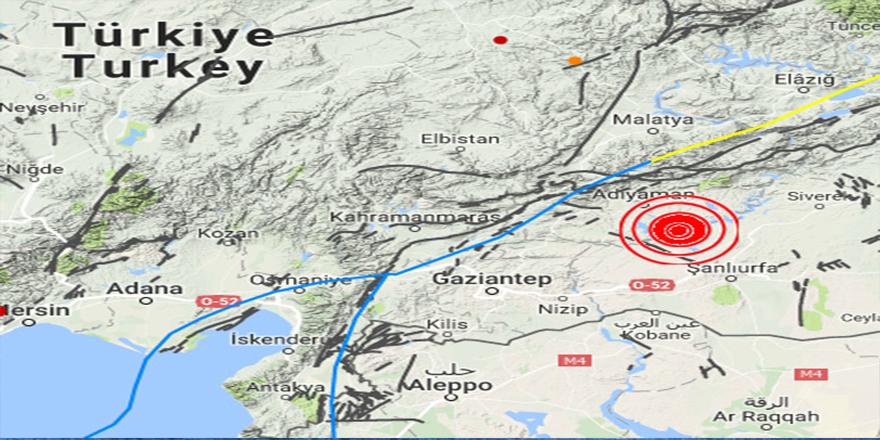 Son dakika! Adıyaman'da korkutan deprem | İşte son depremler...